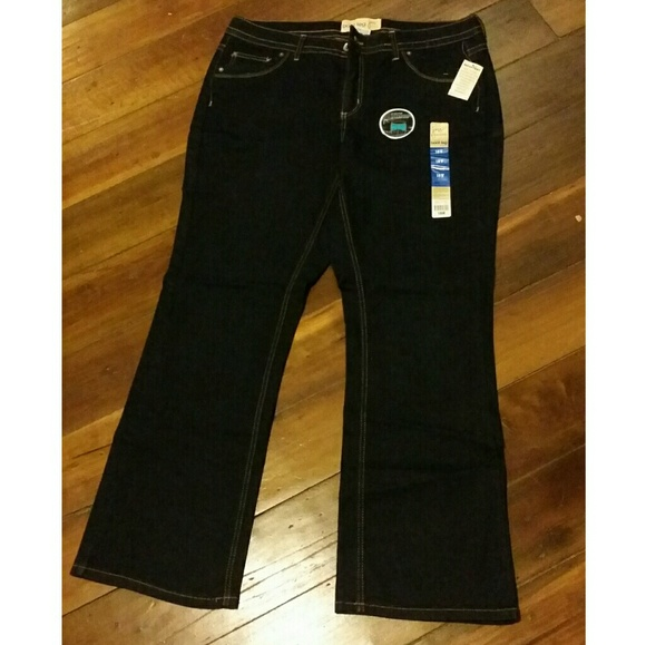 2906e7b179e NEW JMS stretch bootleg denim jeans